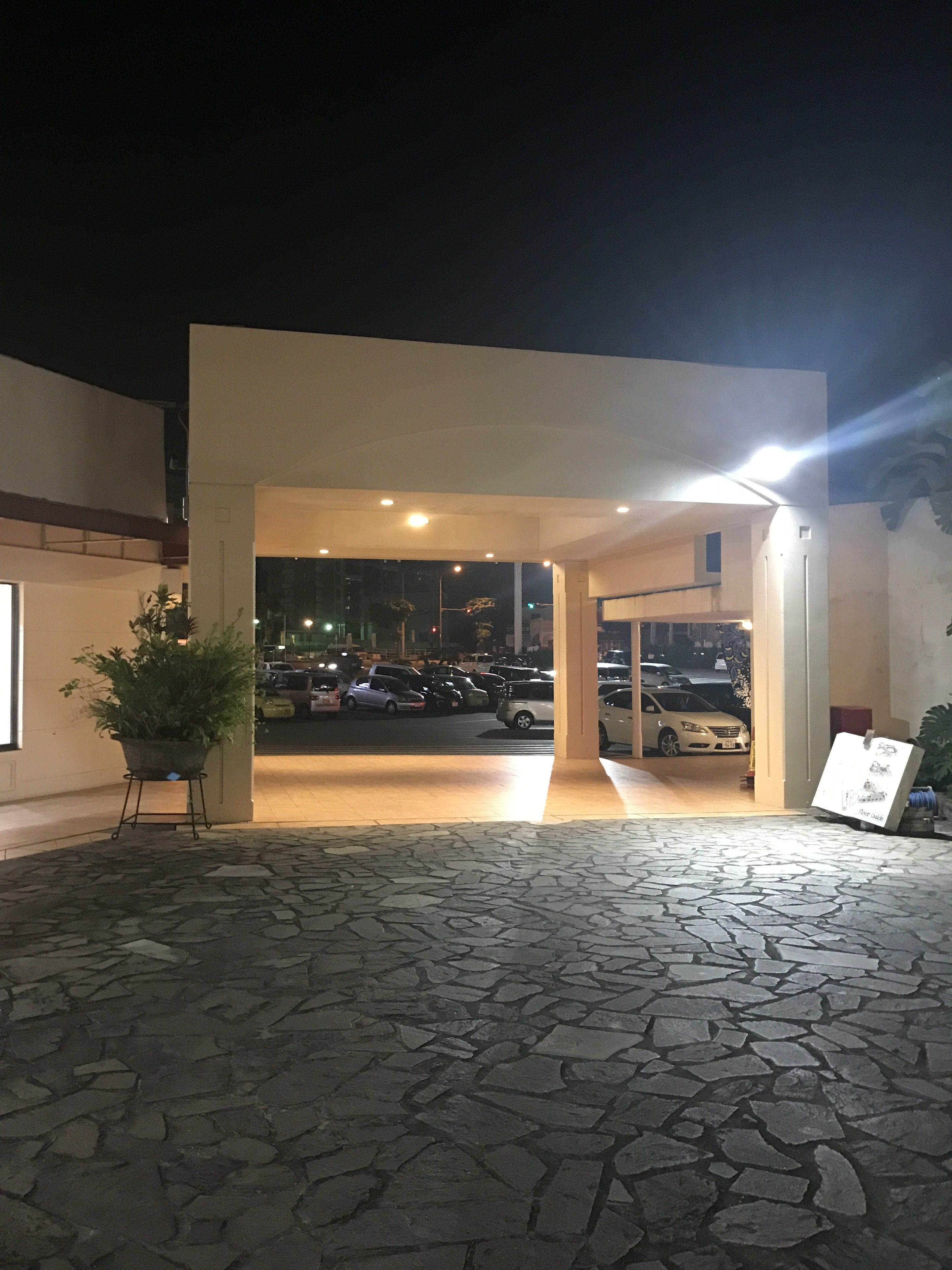 沖縄市 プラザハウスロジャース